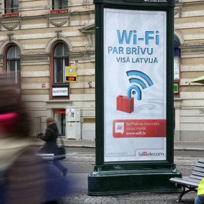 Tüm AB'de ücretsiz WiFi dönemi