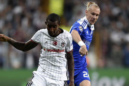Beşiktaş'ın özel uçağı Vida için havalanacak