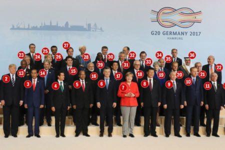 G20'nin aile fotoğrafı: Kim kimdir?
