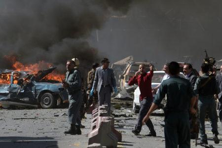 Afganistan'da, yarım yılda bin 662 sivil hayatını kaybetti
