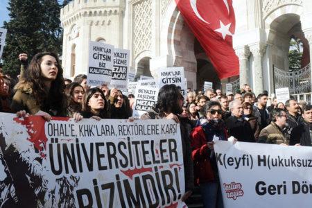OHAL'le birlikte en az 23 bin 427 akademisyen işsiz kaldı