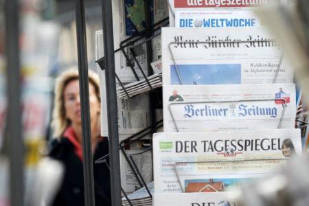 Alman basını: Berlin ilk kez ekonomi politikalarına dair işkence aletlerini gösterdi