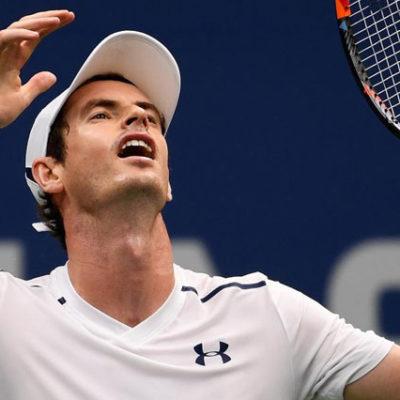 Daha önce 7 kez yendiği rakibine yenilen Andy Murray, Wimbledon'a veda etti