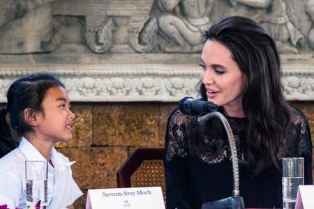 Jolie: Çocukları sömürdüğüm iddiası üzücü