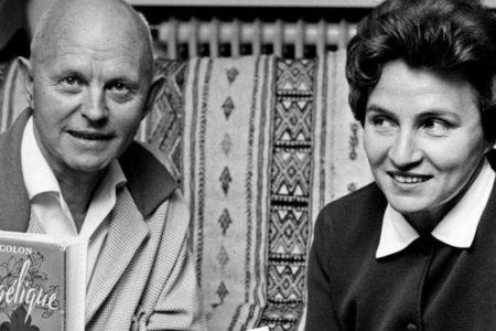 'Anjelik Serisi'nin yazarı Anne Golon hayatını kaybetti