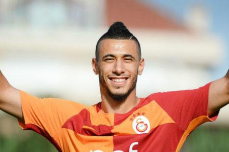 Galatasaray'da 10 numaranın yeni sahibi Belhanda