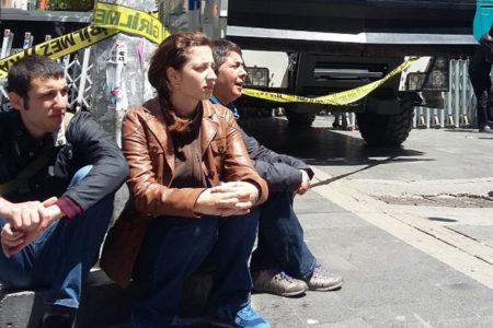 Nuriye Gülmen'in kardeşi kaldığı yurttan atılmak isteniyor