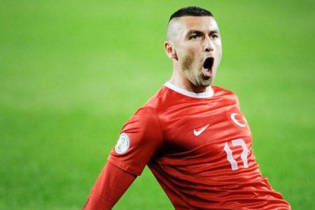 Trabzonspor, Burak Yılmaz için Çin kulübüyle el sıkıştı