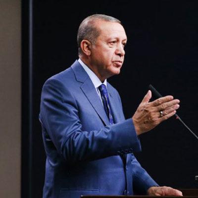 Erdoğan'dan Mehmet Görmez açıklaması: Başka bir görev arzusu var