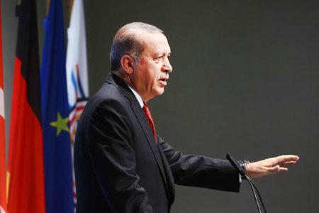 Erdoğan: Bütün bu huzursuzluklar bittiği zaman OHAL'i kaldıracağız
