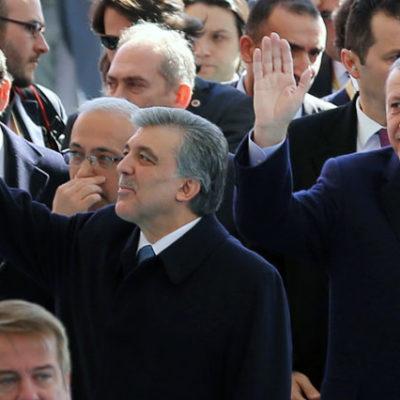 Erdoğan, Gül ve Davutoğlu'yla birlikte halkı selamlayacak