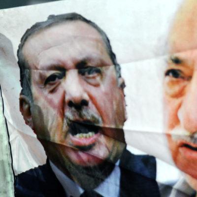 FT: Erdoğan, darbe girişimini Gülen'in yaptığı konusunda müttefiklerinden çok azını ikna edebildi