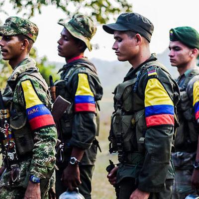 FARC son silahlarını da teslim etti