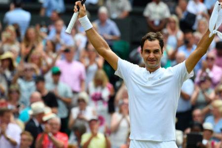 Roger Federer 8. Wimbledon şampiyonluğuna ulaştı