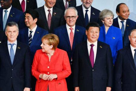 G-20'de liderler Paris İklim Değişikliği Anlaşması'nın desteklenmesi konusunda anlaştı