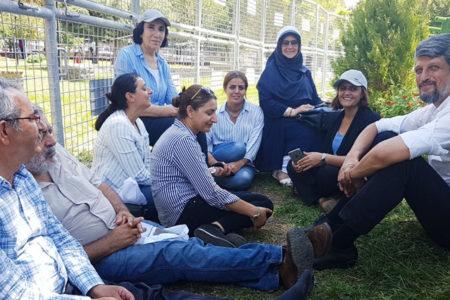 HDP 'Vicdan ve Adalet Nöbeti' başlattı
