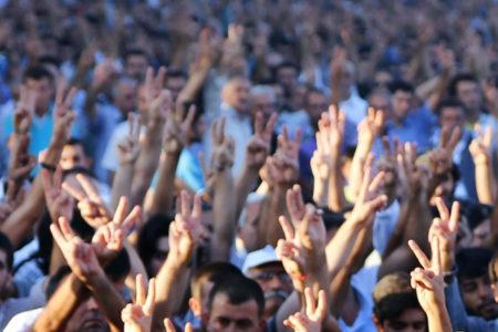 Polis Demirtaş'ın seslendirdiği şarkıyı sildi