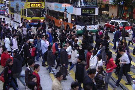 En çok adım atan ülke Hong Kong