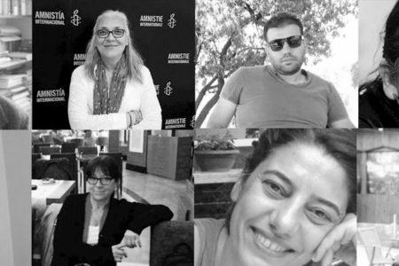 Büyükada'da gözaltına alınan insan hakları savunucuları hakim karşısına çıkıyor