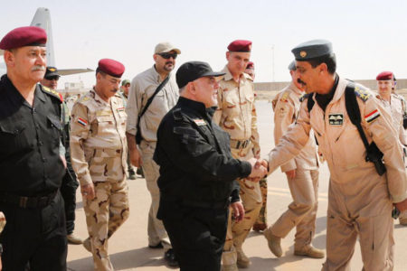 Irak'ın en büyük ikinci kenti Musul IŞİD'den temizlendi