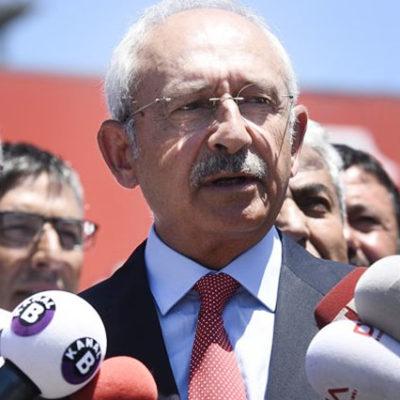 Kılıçdaroğlu'ndan Zafer Çağlayan yorumu: Bırakın ABD'yi, yurtdışına çıkamazlar
