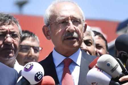 Kılıçdaroğlu, Enis Berberoğlu'nu ziyaret etti: Adaletin mahkum edildiğini gördüm
