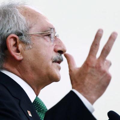 Kılıçdaroğlu: Terör sorununu 4 yılda çözerim