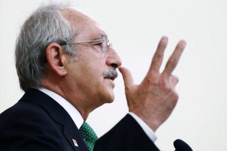 Kılıçdaroğlu, Erdoğan'ın katıldığı oturumda ihmalleri anlatınca gece yapacağı konuşma iptal edildi