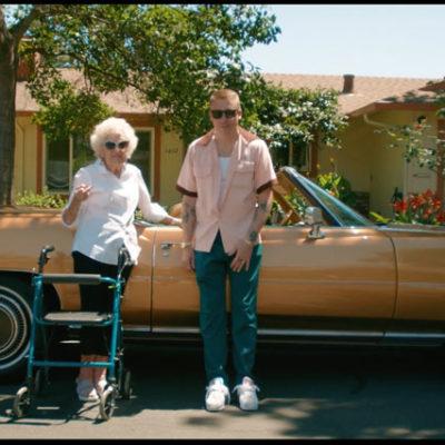 Macklemore'un yeni klibinde 100 yaşındaki büyükannesi oynadı