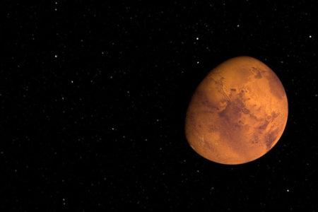 NASA: Mars'a gidecek kadar paramız yok