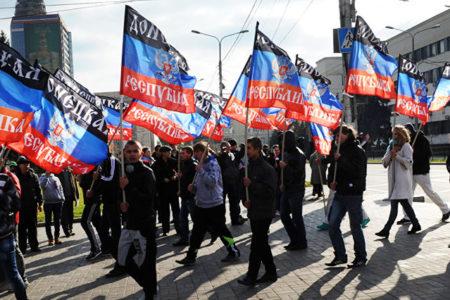 Donetsk'te yeni bir ülke kuruldu: Malorossiya