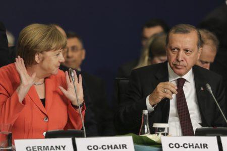 Almanlar için Erdoğan üçüncü en büyük sorun