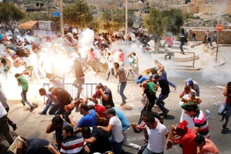 Kudüs'te çıkan olaylarda üç Filistinli hayatını kaybetti