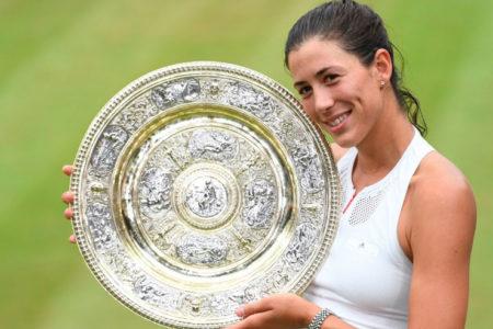 İspanyol tenisçi Garbine Muguruza, Wimbledon şampiyonu oldu