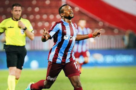 Onazi Trabzonspor'la sözleşmesini feshetti