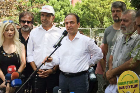 Baydemir'den AKP'lilere çağrı: Öyle bir noktaya gelecek ki harekete geçtiğinizde geç kalacaksınız