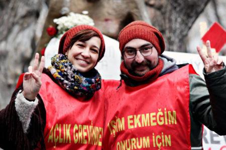 Esra Özakça: Semih 59 kiloya düşmüş, ayağı aksıyor