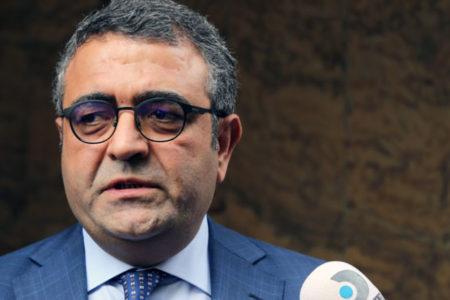 CHP'li Sezgin Tanrıkulu'ndan 'Kayyum' raporu