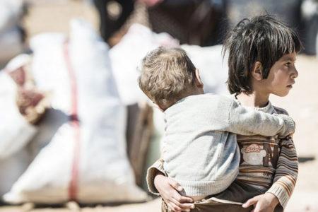 Bin 160 Suriyeli çocuk kayıp