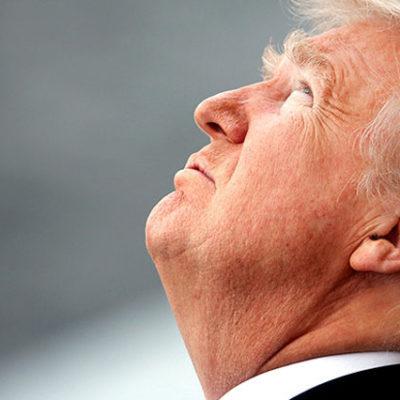 Amerikan halkının Trump'a olan desteğinde rekor düşüş