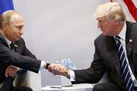 Trump ve Putin, Almanya'da gizli görüşme yapmış