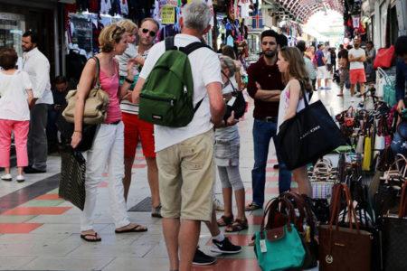Avrupalı turist sayısında yüzde 52 düşüş