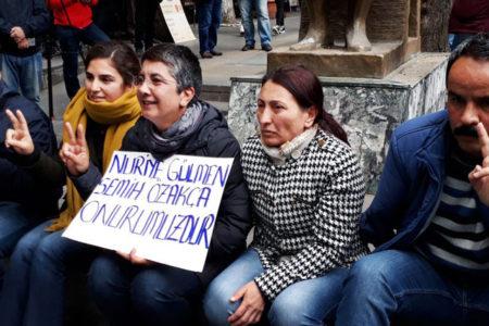 Veli Saçılık ve Esra Özakça'nın da aralarında bulunduğu 6 kişinin evine polis baskını