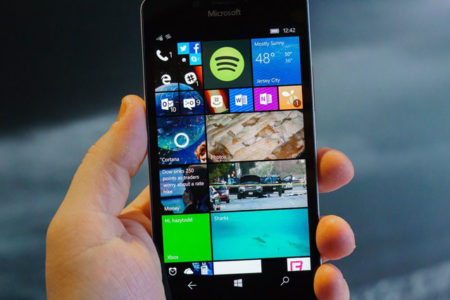 'Windows Phone' tarih oluyor