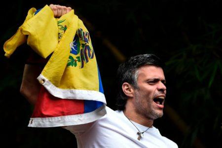 Venezuela'da muhalif liderlerin tutuklanmasına ABD'den sert tepki