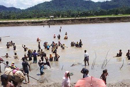 Myanmar ordusu krizden Arakanlı Müslümanları sorumlu tuttu