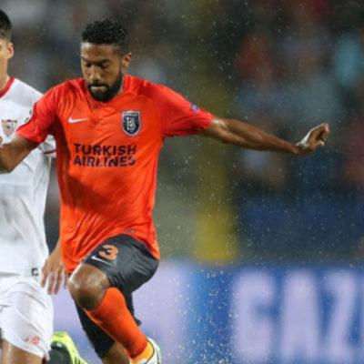Başakşehir, Şampiyonlar Ligi play-off turu ilk maçında Sevilla'ya 2-1 kaybetti