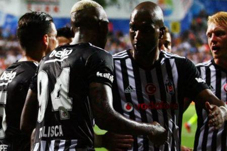 Haftanın açılış maçında puanlar paylaşıldı: Kasımpaşa-Beşiktaş: 2-2