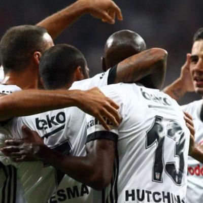 Siyah-beyazlılar, Leipzig galibiyetiyle lider koltuğunu korudu