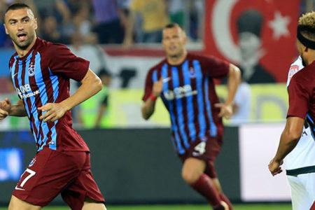 Burak Yılmaz'dan muhteşem dönüş: Trabzonsor 2-1 Atiker Konyaspor